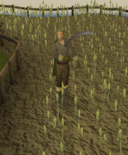 Farmer Scythe
