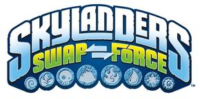 1612159 Skylanders SWAP Force Logo HiRes
