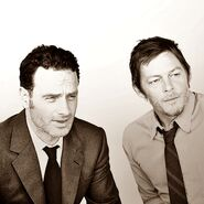 B&W Lincoln and Reedus