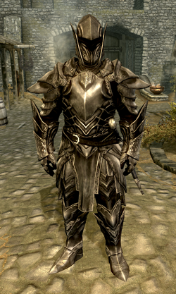 Ebony Warrior