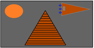 Abydos Naval Flag