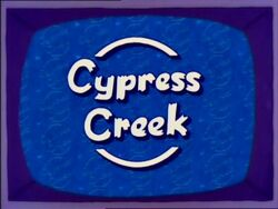 Video Cypress Creek