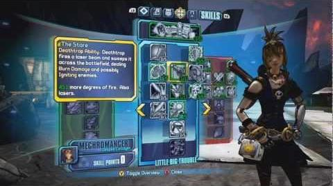 "Borderlands 2 - Hero's Pass Run with my ""Electromancer"" Build"