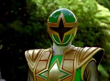 6 green ranger