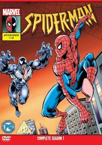 Spider-Man (1994-1998) PL.TVRip.XviD / Dubbing PL *dla EXSite.pl*