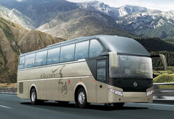 Golden Dragon XML6125 bus