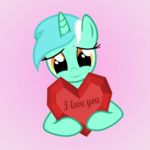 Lyra Happy Valentine Day by artist-galekz