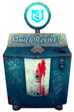 Quick Revive Machine Render