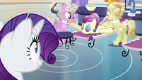 "Rarity ""this is spectacular"" S03E12"