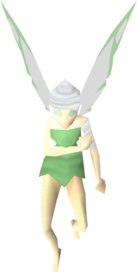 Fairy (injured head)