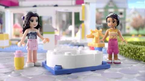 LEGO® Friends Heartlake Pet Salon
