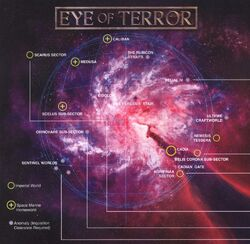 Eye Of Terror Map