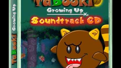 TaBooki Growing Up Soundtrack- Main Theme