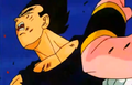 Vegeta's Respect - Kid Buu pummel