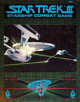 Star Trek III Starship Combat Game