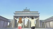 Yui's parents in Berlin