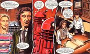 Doctor Who Magazine 317 timeofthedaleks