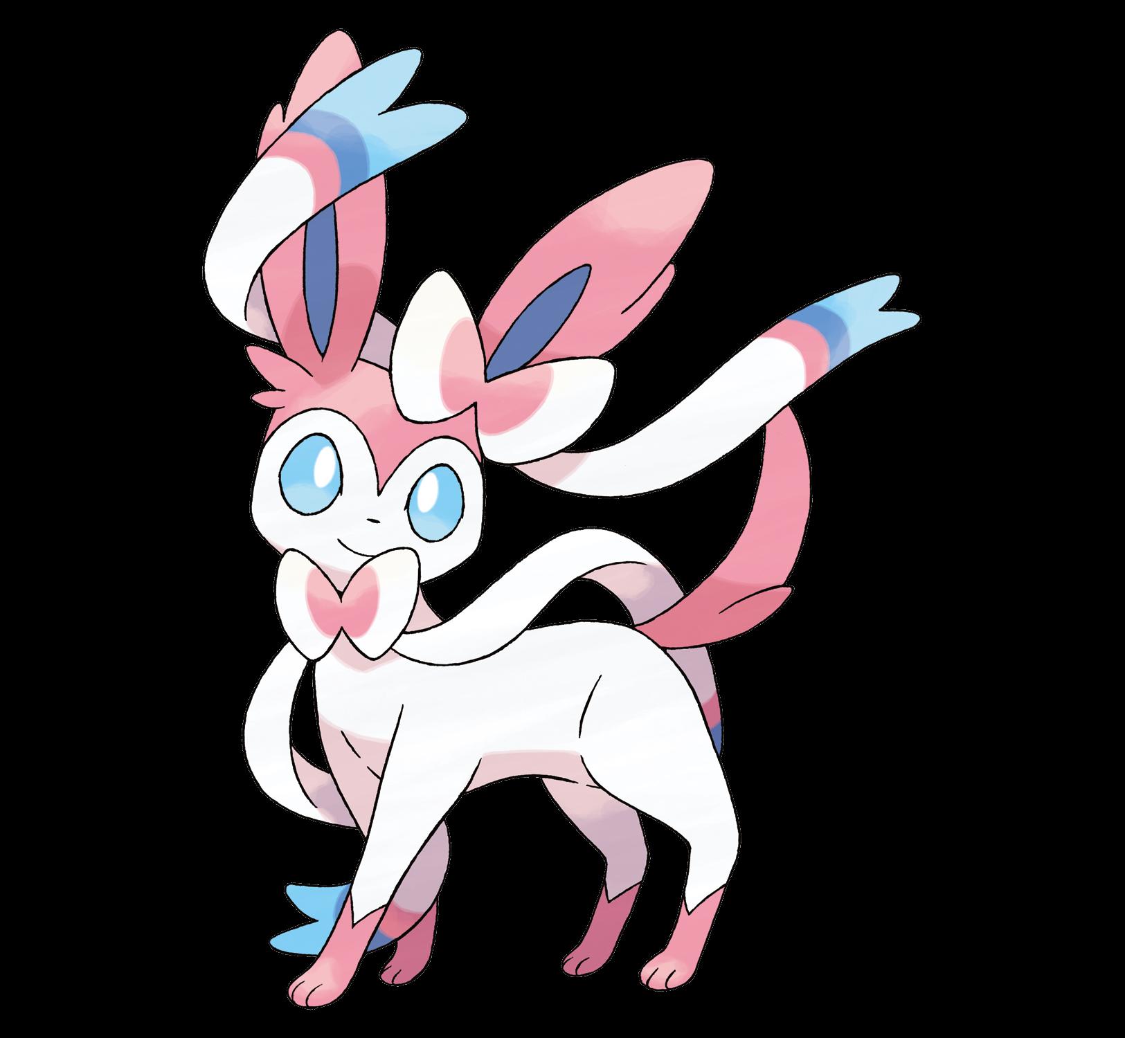 ¡Comenta sobre el Pokémon de la semana!: Charizard Mega [Pag 6] - Página 4 Sylveon