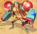 Franky Pirate Warriors 2 Post Skip