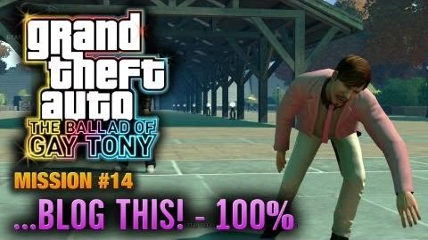 GTA The Ballad of Gay Tony - Mission 14 - ..