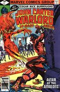 John Carter Warlord of Mars Annual Vol 1 3