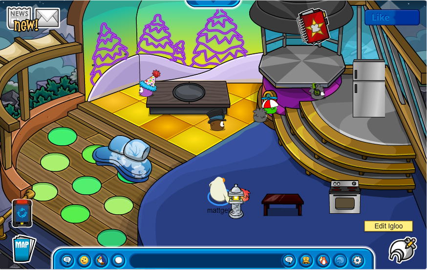 free penguin-the best club penguin private server