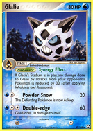 Glalie (Power Keepers TCG)
