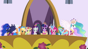 Twilight &quot;the luckiest pony in Equestria&quot; S03E13