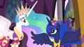 Celestia and Luna smiling at each other S3E13.png