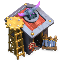 clash of clans guide hq th8