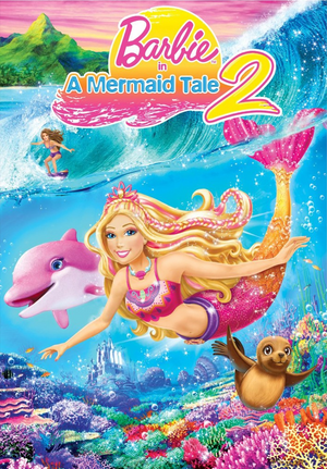 Barbie in A Mermaid Tale 2 Cover