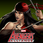Elektra Defeated Old