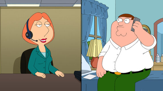 Family Guy Season 11 Episode 14 Call Girl