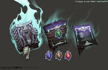 Darksiders II book-of-the-dead