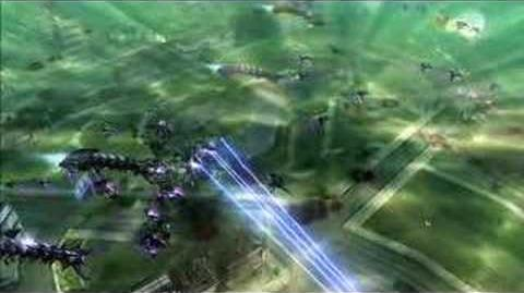 Command & Conquer 3 Kane's Wrath - Scrin Trailer