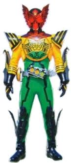 Kamen Rider OOOCombo