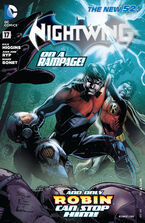 Nightwing Vol 3-17 Cover-1