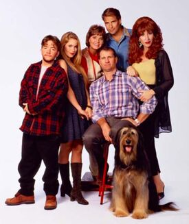 Married With Children Cast '92