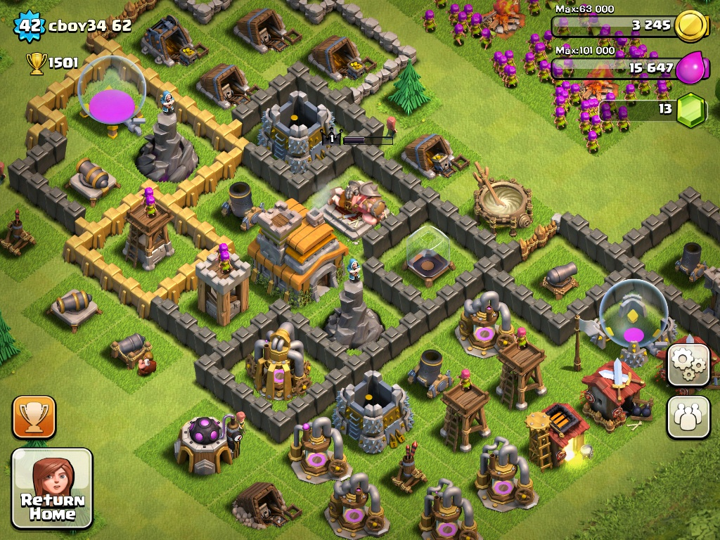 Clash of Clans - The Movie - Clash of Clans Wiki