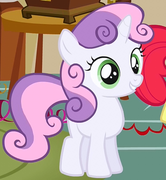 Sweetie Belle id S1E12