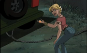 Walk on the Wild Side- Tabitha steals Lance's jeep