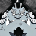 Jinbe preso portrait