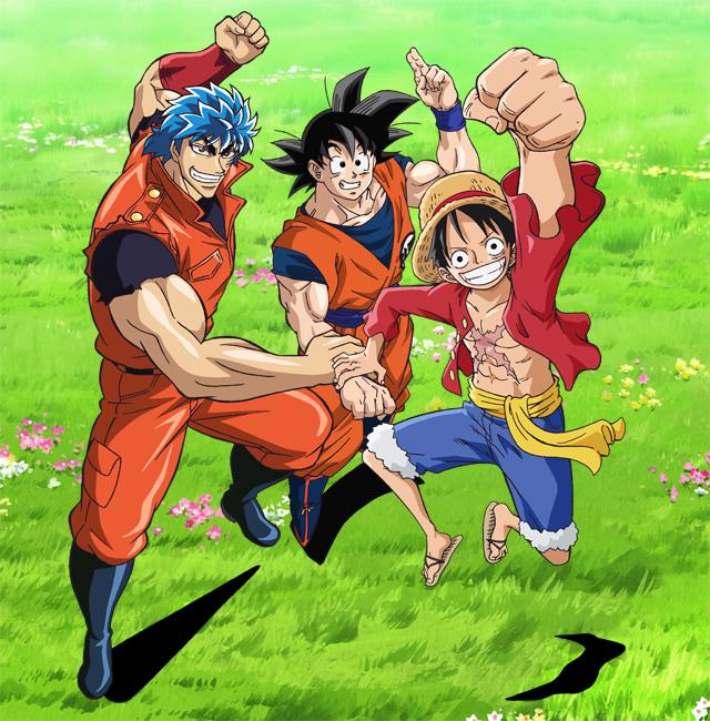 Deathbattle: Kid Goku (DB) Vs Toriko