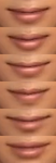 Female Lips (DW7E)