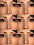 Female Noses (DW7E)