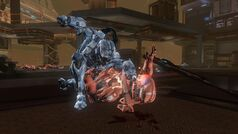 USER MasterChiefDragonWarrior Halo 4 Spartan-IV Assassination 1
