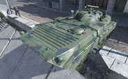 BMP-2 Team Player MW2