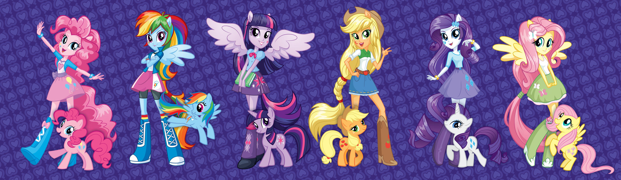 My Little Pony: Friendship is Magic - Page 5 Equestria_Girls_March_2_2013_character_designs