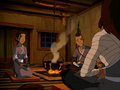 Katara, Sokka and Bato.png