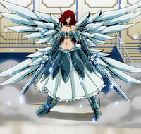 Heaven&#39;s Wheel Armor